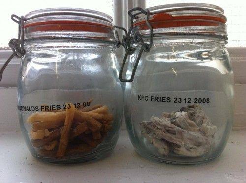 Cartofi McDs KFC 500x373 Cartofii de la McDs si KFC dupa 3 ani