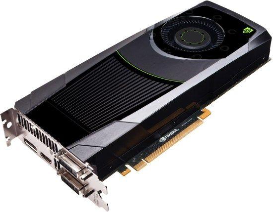 nVidia GeForce GTX 680 nVidia lanseaza GeForce GTX 680