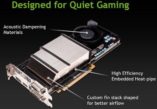 nVidia GeForce GTX 680 cooling nVidia lanseaza GeForce GTX 680