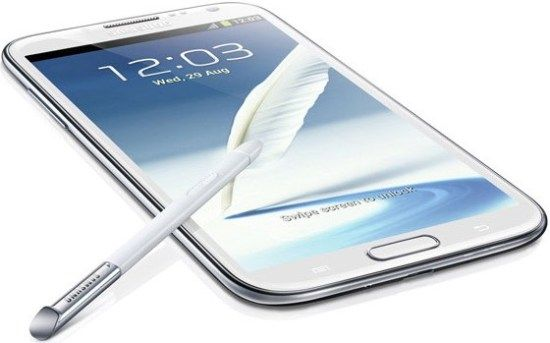 Samsung Galaxy Note 2 nu primeste Lollipop