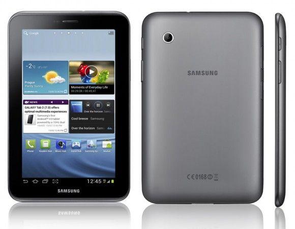 Samsung Galaxy Tab 2 7.0 review