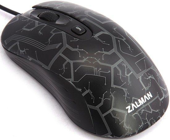 Zalman ZM M250 Noi mouse uri de la Zalman