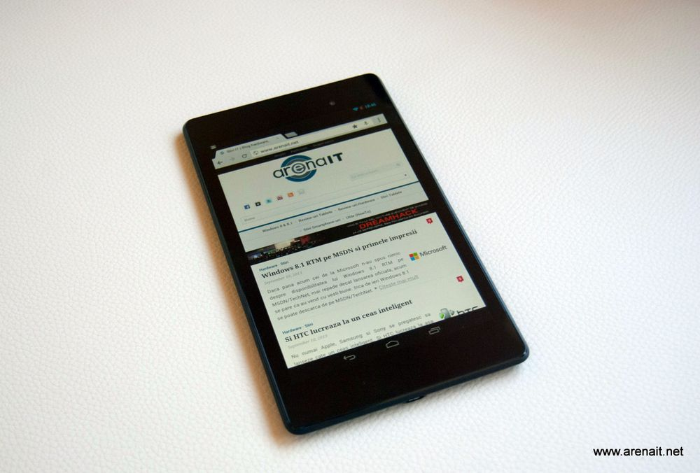 Google Nexus 7 II review