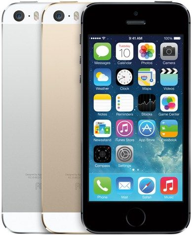 Review Apple iPhone 5S