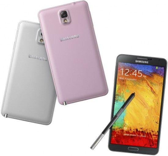 Samsung Galaxy Note 3 Neo primeste Lollipop