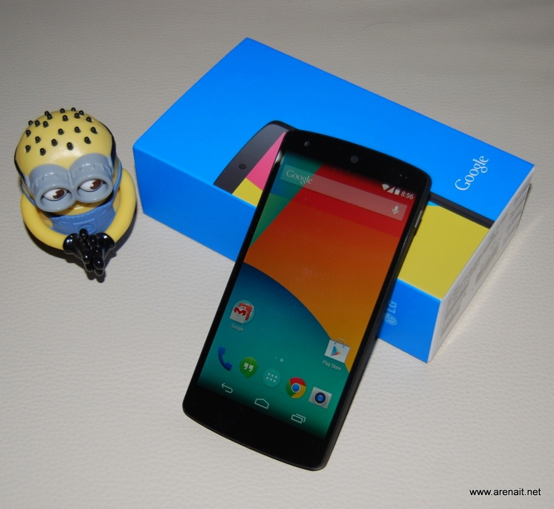 Review smartphone Google Nexus 5