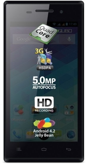 Review telefon AllView H2 Qubo
