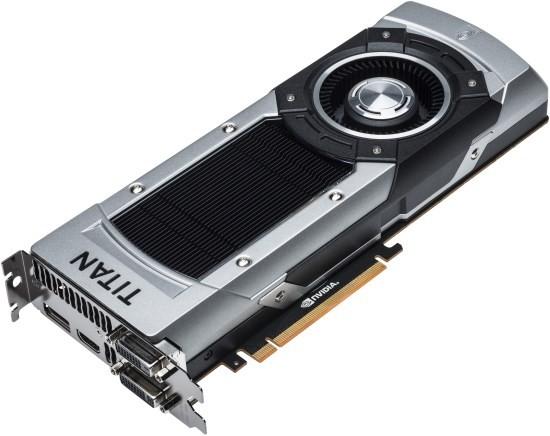 nVidia lanseaza GeForce GTX Titan Black