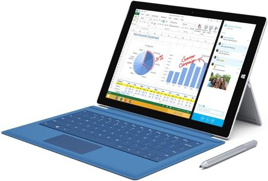 650 $ reducere la Surface Pro 3 daca dai un MacBook Air