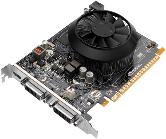nVidia lanseaza GeForce GT 740