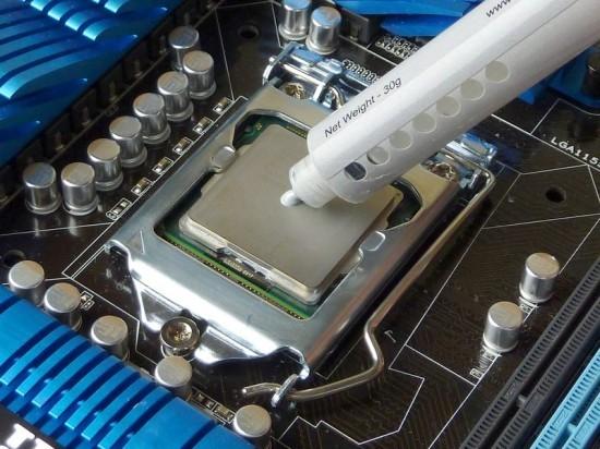 Pasta-termoconductoare