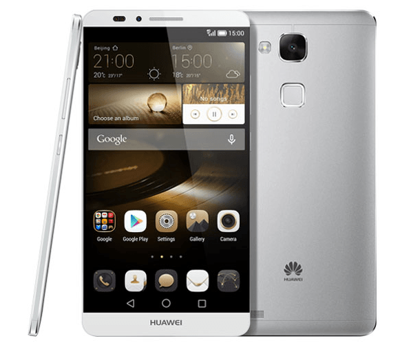 Unboxing Huawei Ascend Mate 7