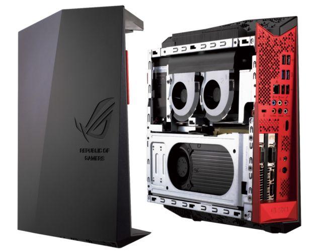ASUS prezinta in Romania desktop-ul de gaming ROG G20 si ROG TYTAN G30AK,