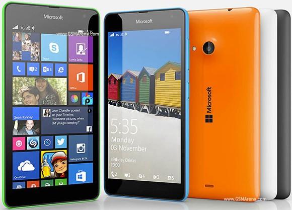 Unboxing Microsoft Lumia 535