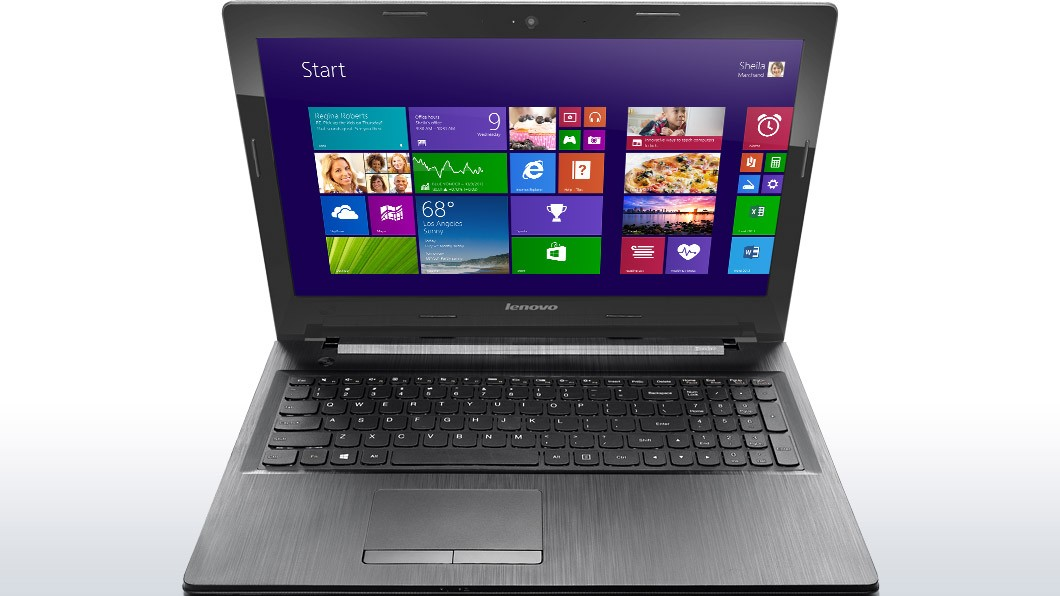 Unboxing laptop Lenovo G50-70
