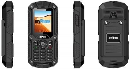 Unboxing MyPhone Hammer, telefon ultra rezistent