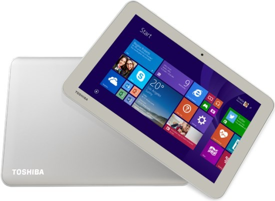 Unboxing Toshiba Encore 2 – tableta Windows 8.1 with Bing