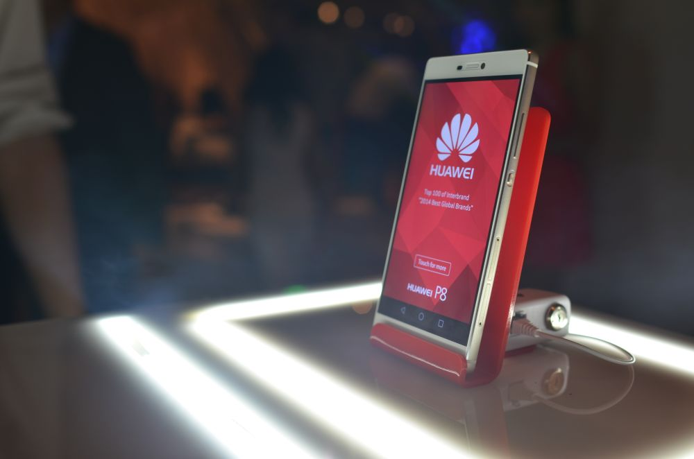 Huawei P8: lansare in Romania si preview