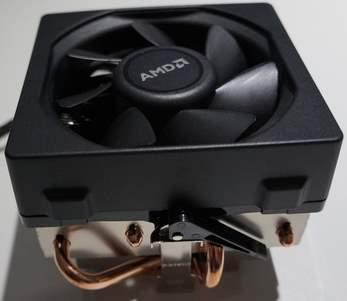 AMD schimba cooler-ul de procesor