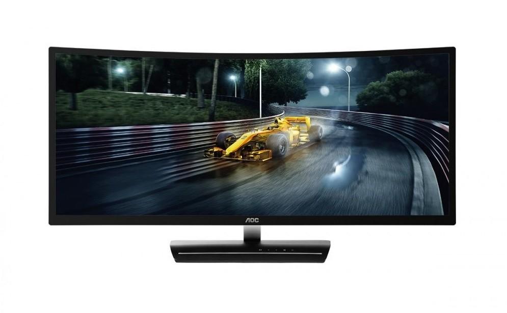 AOC a anuntat monitorul curbat de gaming C3583FQ