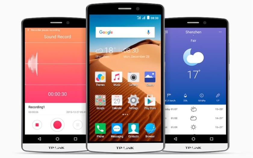 TP-Link a intrat pe piata telefoanelor mobile cu 3 modele