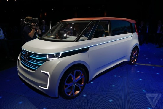 Volkswagen's electric