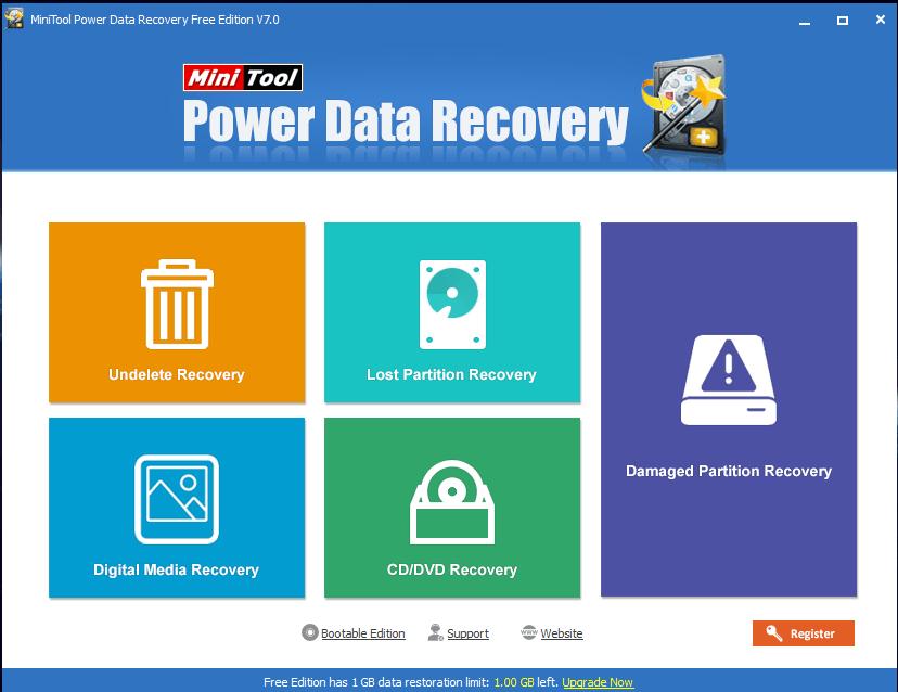 Prezentare MiniTool Power Data Recovery 7 + CONCURS (10 licente)
