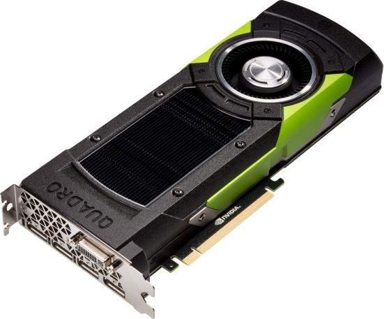nVidia pregateste Quadro P6000 si P5000