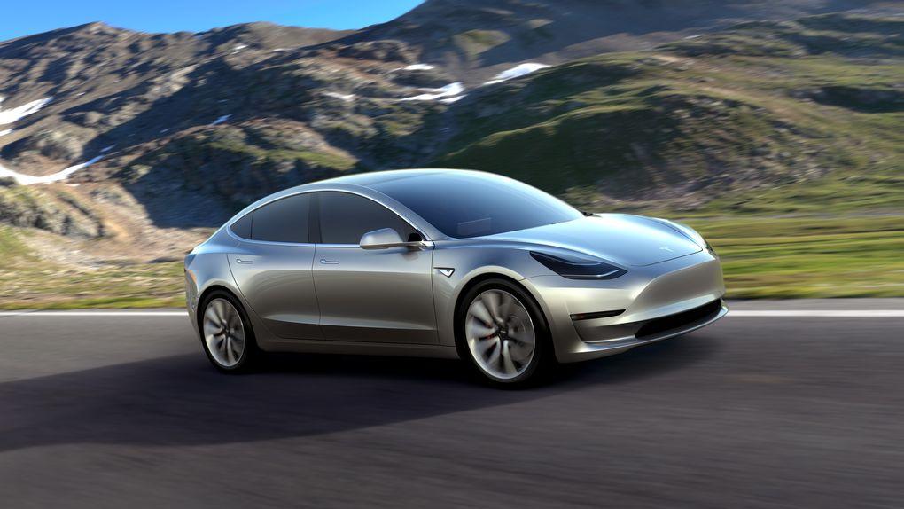 Vanzarile Tesla nu au ajuns la nivelul dorit