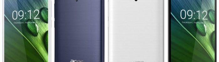 Acer Liquid Zest Plus – alt smartphone cu baterie de 5000 mAh