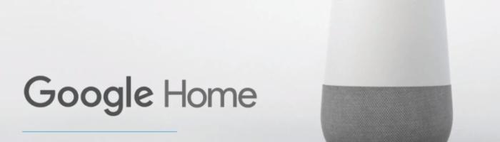 Google Home e un pas imens pentru casele inteligente