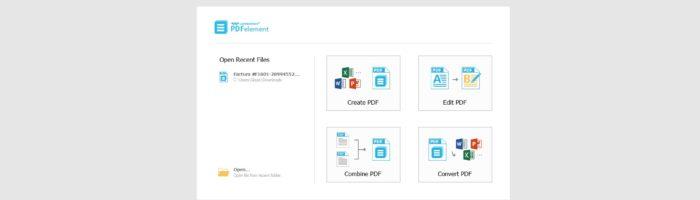 Review program Wondershare pentru editat PDF-uri