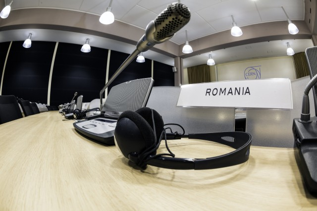 Romania devine membra CERN