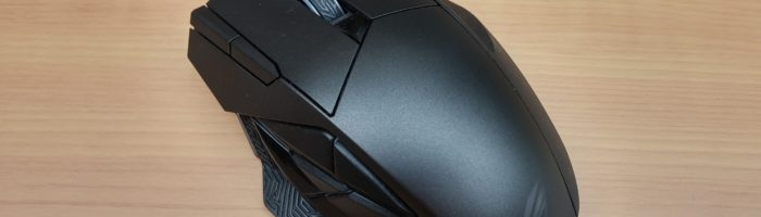 Review mouse ASUS ROG Spatha