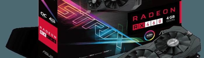 AMD RX 460 lansata – preturi de la 539 lei in Romania
