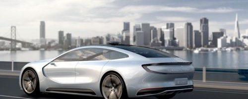 LeEco construieste o fabrica EV in China