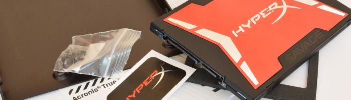 Review SSD HyperX Savage 240 GB