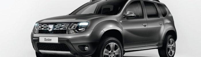 Dacia Duster cu transmisie EDC vine in februarie 2017