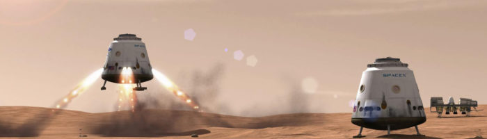 Elon Musk vrea sa colonizeze Marte cu 1 milion de persoane