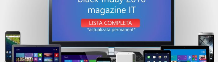 Black Friday la TechStar – cand incepe, informatii
