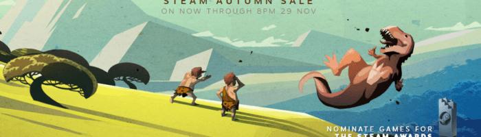 Steam Autumn Sale: reduceri la jocuri