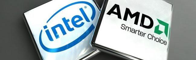 Viitoarele procesoare Intel vor avea grafica integrata de la AMD
