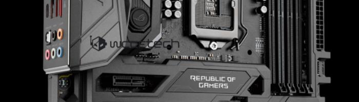 Placi de baza ASUS cu chipset Z270