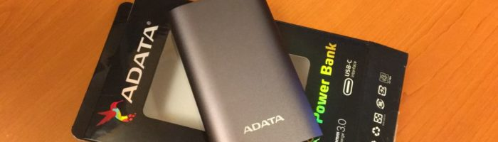 Review baterie ADATA A10050QC- cea mai completa baterie portabila