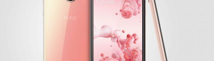 HTC a lansat seria de telefoane U Play