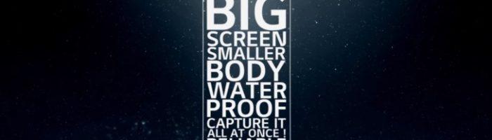 Teaser LG G6 – rezistent la apa, ecran mare si corp mic