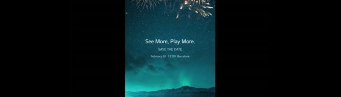 LG G6 vine pe 26 februarie