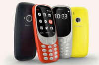 Nokia 3310 relansat: pret, specificatii, disponibilitate (MWC 2017)