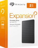 Seagate Expansion Portable 2TB review – HDD extern cu alimentare pe USB
