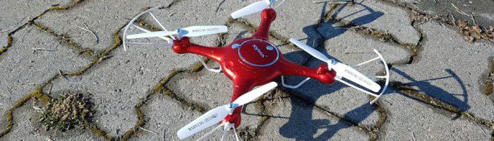 Syma X5UW review: o drona ieftina si distractiva